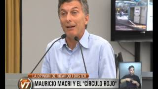 v7 2013 09 05 Mauricio Macri y el círculo rojo