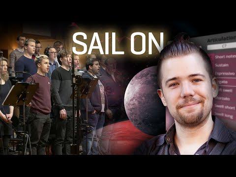 VSL Big Bang Orchestra: Ganymede - Sail On, Walkthrough By Silvio Buchmeier