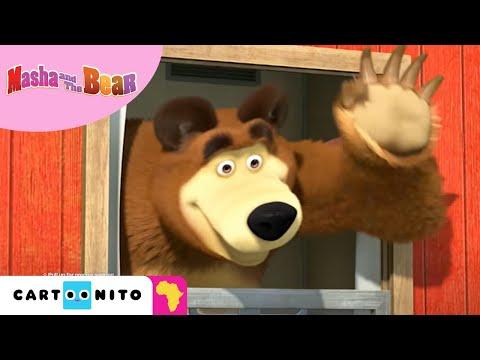 Masha and the Bear | Bon Voyage | Boomerang Africa