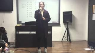 박수아 Fight Song - Rachel Platten(레이첼 플랫튼)