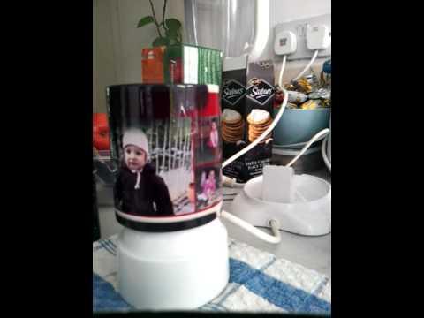 snapfish magic mug youtube
