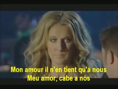 Celine Dion & Éric Lapointe -  L'amour Existe Encore - Legenda