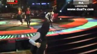 Konsert Akhir Akademi Fantasia 9 Hazama Juara AF9 (Lagu Pertama)