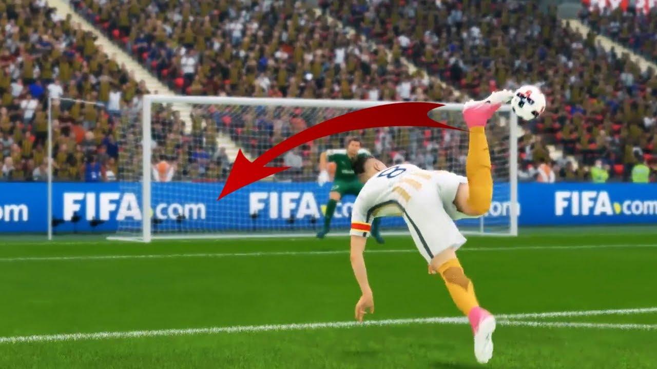 ЛУЧШИЕ ГОЛЫ ОКТЯБРЯ l FIFA 18