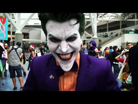 BEST COSPLAY Hot COMPILATION LA Comic Con
