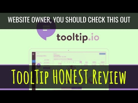 ToolTip Discount And Honest Review, Collect Emails, Make Banners, Messaging Campaigns, Visitors Data