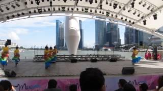 Muara 2013 - YISS Malay Dance