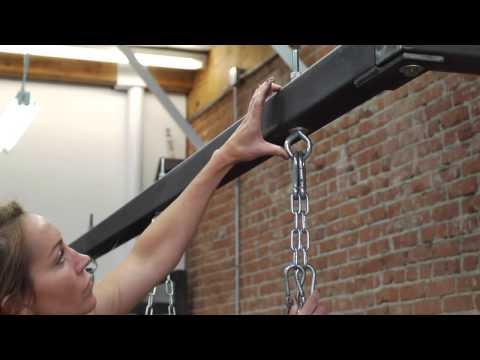 Proper Equipment to Hang a Heavy Punching Bag