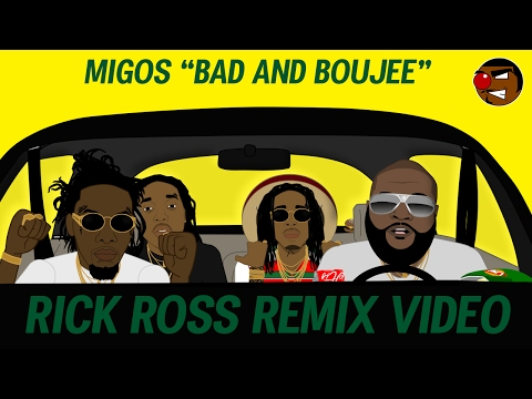 Bad and Boujee - Migos Parody (Rick Ross)