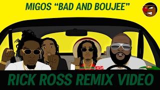 Bad and Boujee - Migos Parody (Rick Ross)