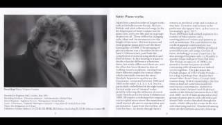 Erik Satie-Gnossienne No.4 (Pascal Roge 1983) HD