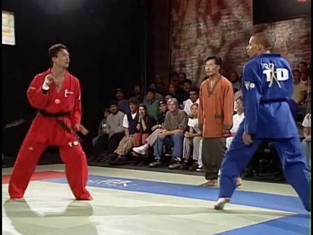 Pro TKD - Dong Lee vs George Bell