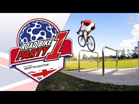 Martyn Ashton – Road Bike Party