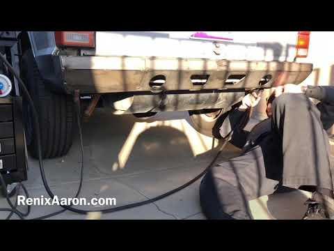 Budget Garage - Rear DIY Bumper Fabrication