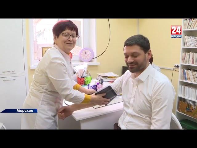 В Крыму ситуация с медициной катастроф требует особого внимания