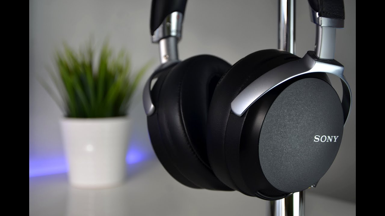 329a4375dd2 Słuchawki Sony MDR-Z7 - YouTube