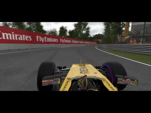 F1 2016 - REALISTIC AND UNBELIEVABLE CRASHES #1 |