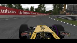 f1 2016 realistic and unbelievable crashes 1