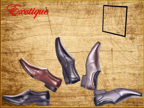 Exotique Men's Slip On Formal Shoe