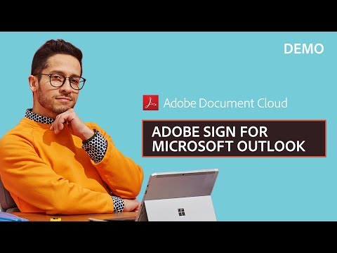 adobe-sign-for-microsoft-outlook-demo-|-adobe-document-cloud