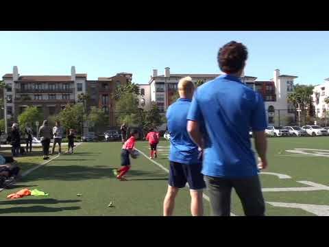 William Soccer Playa Vista Ca 04-12-18