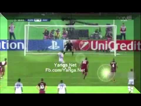 All Goals & Highlights As Roma 1 vs 7 Bayern Munich UEFA Champions League 2014