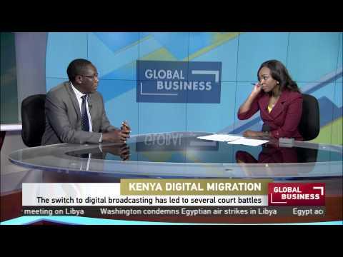 Global Business Africa 17th February 2015