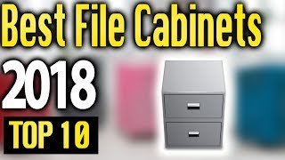 Best File Cabinet 2018 🔥 TOP 10 🔥