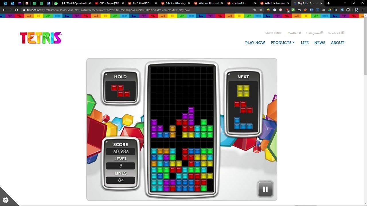 Www Tetris