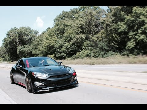Ryan s Genesis Coupe Blood Type Racing, Stance Kulture, Chapter 11, Illinois Genesis Coupe Club