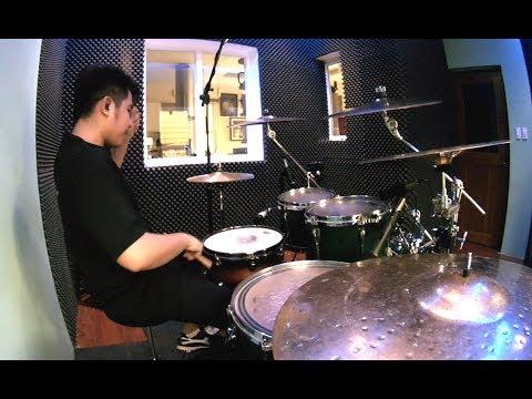 "Slapshock ""Ngayon Na"" Drum Cover - Aldreen Alcantara"