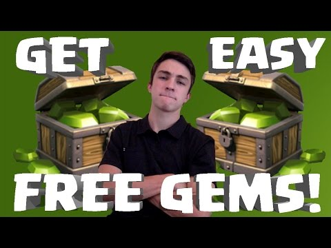 Clash of Clans - FREE GEMS EASY! NOT A GLITCH!