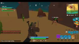 Roblox Island Royale (Duos with Rinx)