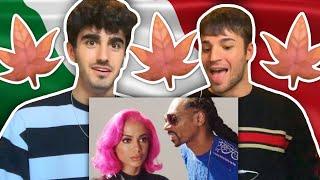 Baixar (ITALIAN REACTION) Anitta with Ludmilla and Snoop Dogg feat. Papatinho - Onda Diferente