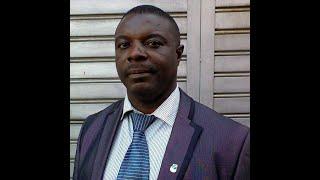 2020 VEKI  Byelongo Elisée Isheloke prezentas la projekton pri nova Universitato en DR Kongo.