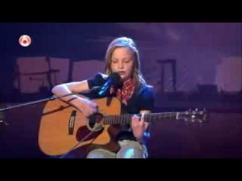 Tessa Kersten auditie Holland's Got Talent 2009