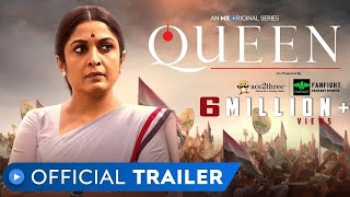 QUEEN | Official Trailer | MX Original Series | Ramya Krishnan | Gautham Vasudev Menon