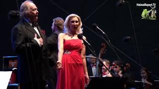 Heimatmedien - Renè Kollo und Eva Lind bei Musiklandschaft 2017 in Raesfeld