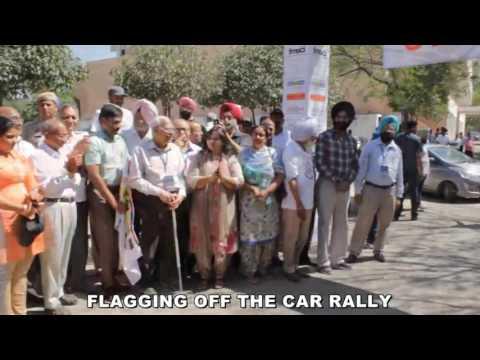 Blind Car Rally