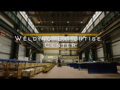 CMI Energy - Welding Expertise Center