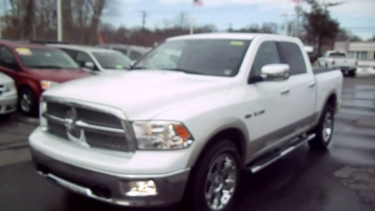 2010 dodge ram 1500 laramie crew cab for sale youtube. Cars Review. Best American Auto & Cars Review