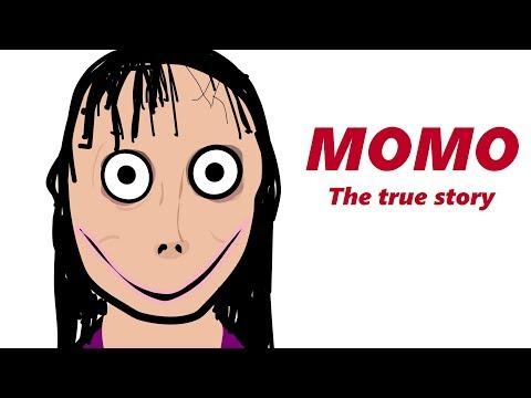 MOMO - LA VERA STORIA - Parodia cartone