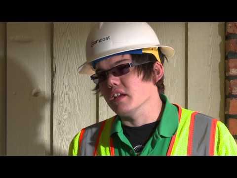 Comcast Tech Best Practice Video (House 2 external)