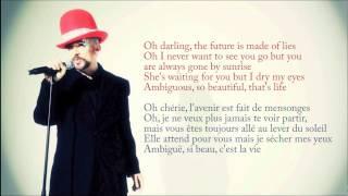 Boy George - Love & Danger [lyrics French / English] 1080p HD
