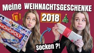 SOCKEN zu Weihnachten ⁉️Meine Weihnachtsgeschenke 2018 !🎁😮😱//Looskanal
