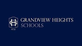 Grandview Heights vs Whitehall Baseball