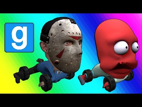 Thumbnail: Gmod Hide and Seek - Car Edition! (Garry's Mod Funny Moments)