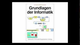 Grundlagen der Informatik, Professor Froitzheim, Vorlesung 01, Teil I, 09.10.2012