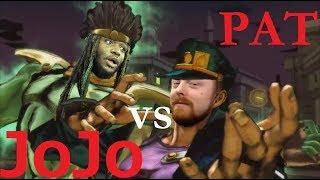 [SBFP] PAT vs JoJo (w/ manga panels)