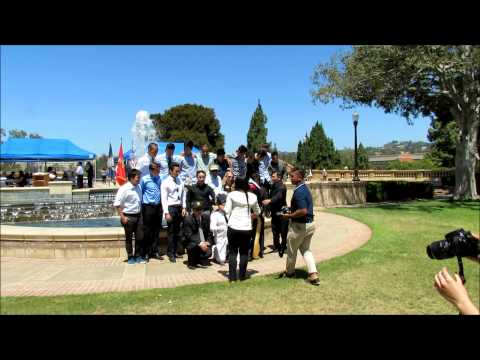 full version 2014 UCLA NROTC Commissioning Ceremony by Terry's parents - Thanh Tuyet